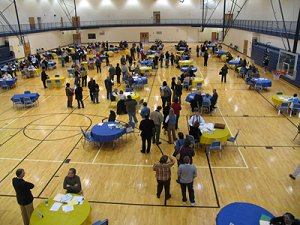 St. Joseph Public Schools is a great place for events for your organization.